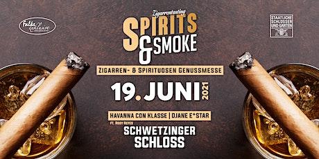 Spirits and Smoke – Zigarren und Spirituosen Genussmesse tickets