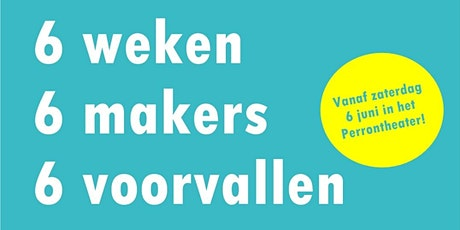 Theatergroep De Jonge Honden presenteert: VOORVALLEN tickets
