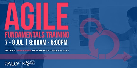 ICAgile Certified Agile Fundamentals Training - Jul 2020 tickets