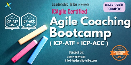 Agile Coaching Bootcamp - Virtual | september 2020 tickets