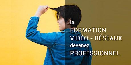 Formation : indépendant, créez très facilement  des vidéos pros billets