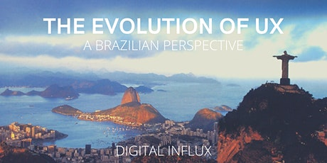 Exploring The Evolution of UX - The Brazilian Perspective tickets