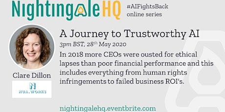 A Journey Towards Trustworthy AI (#AIFightsBack webinar) tickets