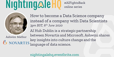 Become a Data Science Company instead of a company with Data Scientists Tickets