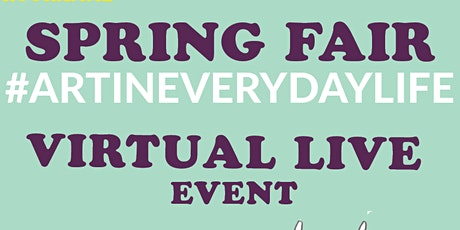 SPRING FAIR! magazine launch + artshow tickets