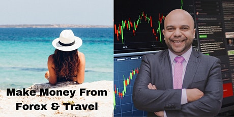 Forex & Travel FREE webinar - Earn Money From Your WiFi tickets