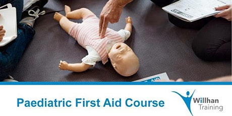 QA Level 3 Award in Paediatric First Aid (RQF) tickets