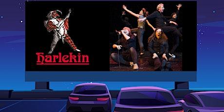 KULTUR IM AUTO - IMPRO-Show Harlekin Theater Tickets