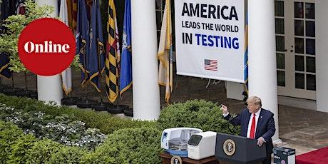 Coronavirus explained: The US pandemic election tickets