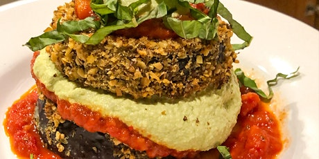 Dairy-Free Italian Favorites: Virtual Plant-Based Cooking Class tickets