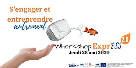 Expr'ESS 2.0- 28 mai 2020 billets