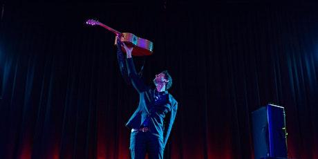 Daniel Champagne LIVE at The Old Lodge Theatre (Hokitika) tickets