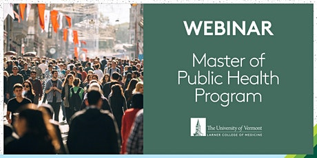Explore the World of Careers in Public Health: a UVM webinar tickets