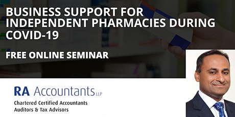 Business Support for independent pharmacies during COVID-19 tickets