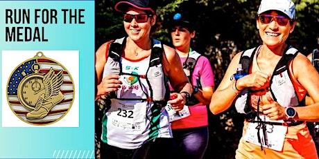 Run for the Medal Virtual Race 5K/10K/Half-Marathon - Nashville, TN tickets