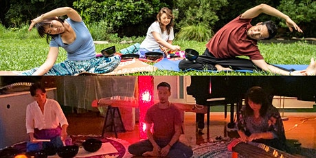 Sound Healing Yoga & Mantra Meditation  tickets