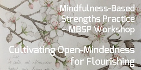 MBSP Workshop – Cultivating Open-Mindedness for Flourishing tickets