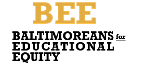 Baltimoreans for Educational Equity Monthly Meeting - VIRTUAL tickets