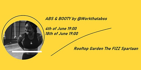Abs & Booty by WorkthatAbss tickets