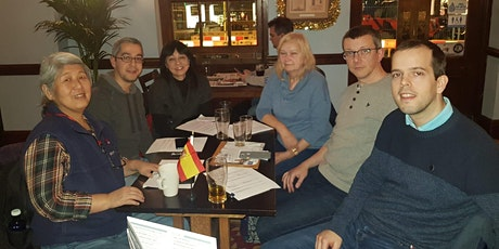 Sutton Spanish Meetup (online) tickets