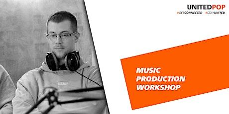 Online Workshop: Hibridni mix - integracija hardvera i pluginova tickets
