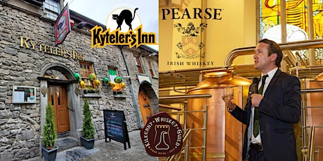 Pearse Irish Whiskey online at Kyteler's 2020! tickets