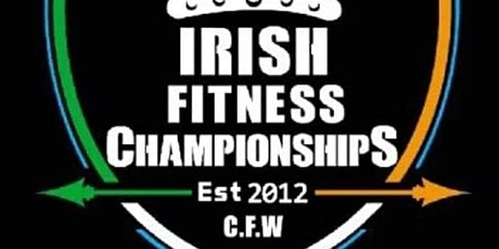 Irish Fitness Championships 2020 tickets