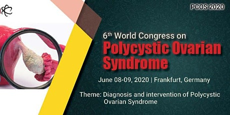 6th World Congress on  Polycystic Ovarian Syndrome tickets