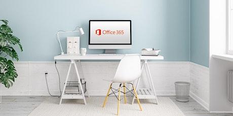 Webinar: Produttività e efficienza con la suite Microsoft Office 365 biglietti