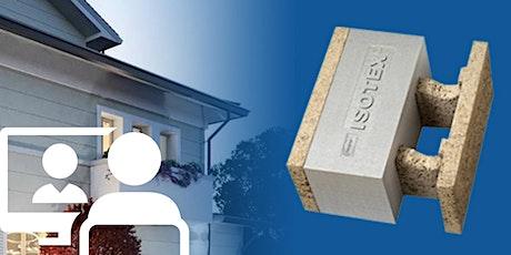 Webconference | nZEB TOP SOLUTIONS - Sistema costruttivo in legno cemento: risparmio energetico ed ecosostenibilità biglietti