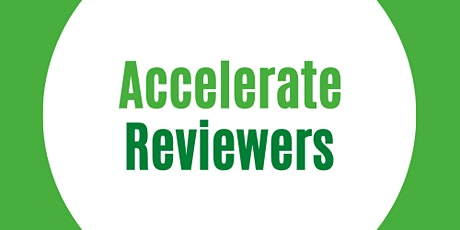 Accelerate Reviewer Training Package tickets
