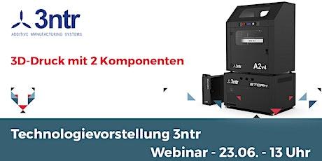 3ntr Webinar - Deutsch Tickets