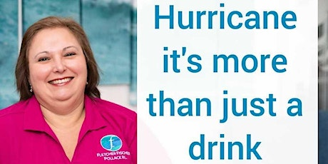 Hurricane, More than just a Drink tickets