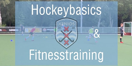 "Xenios - Trimhockey sessie 1 ""Basic & Fitness""  (ook niet-leden/ gratis) tickets"