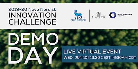 Demo Day: 2019-2020 Novo Nordisk Innovation Challenge tickets