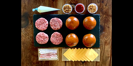Home Delivery: Build-Your-Own-Burger Kits  tickets