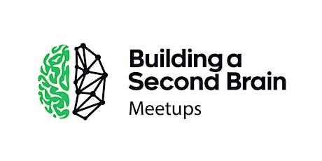 #5 Second Brain Meetup - UK tickets
