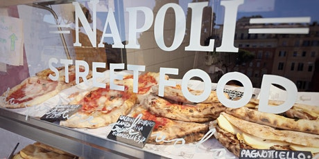 MASTER TRADITIONAL NEAPOLITAN STREET FOOD: PIZZA FRITTA & PANZAROTTI - LIVE tickets