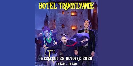 Ciné-Vivant / Hôtel transylvanie (VF) billets