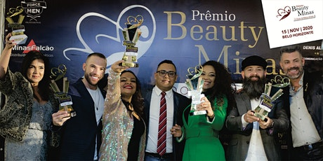 Prêmio Beauty Minas ingressos