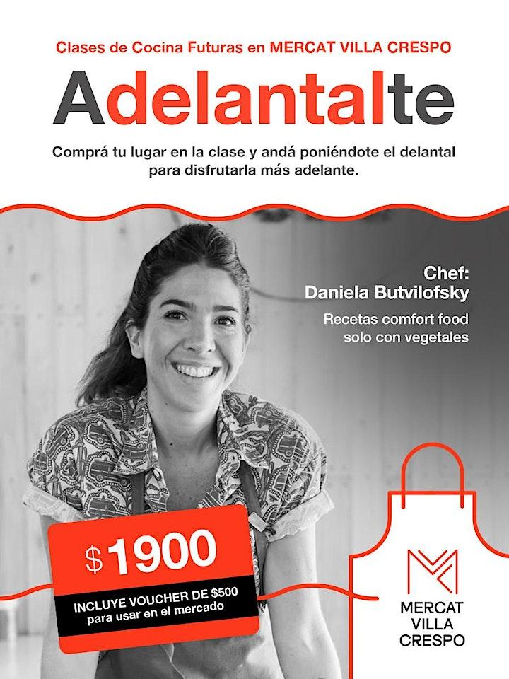 Imagen de Daniela Butvilofsky: Recetas comfort food solo con vegetales