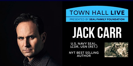 Town Hall Live with New York Times best-selling author Jack Carr tickets