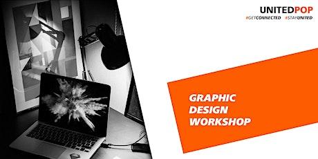 Online Workshop: Uporabna orodja v grafičnem oblikovanju tickets
