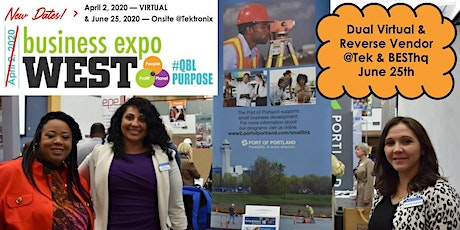 BESThq's Business Expo West 2020 - #QBL - Purpose tickets