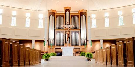 Registro Para Asistir a Misas en Saint Bede tickets
