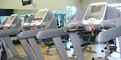 Dunedin Community Center Fitness Room tickets