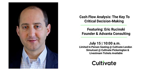 Cash Flow Analysis: The Key To Critical Decision-Making tickets
