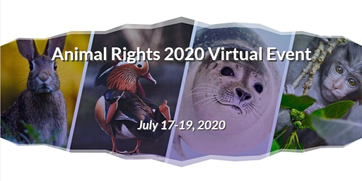 Animal Rights 2020 Virtual Event