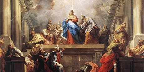 5 p.m. Saturday Vigil Mass for Pentecost tickets