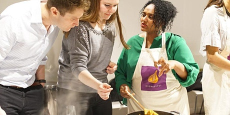 SOLD OUT - Vegan Ethiopian cookery class with Woin tickets